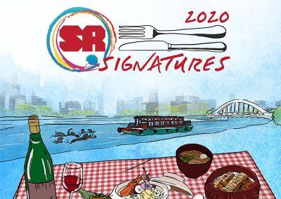 Singapore River Signatures 2020