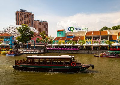 Vol 1: 10 Family-Friendly selections from Singapore River
